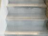 Aluminum stair case